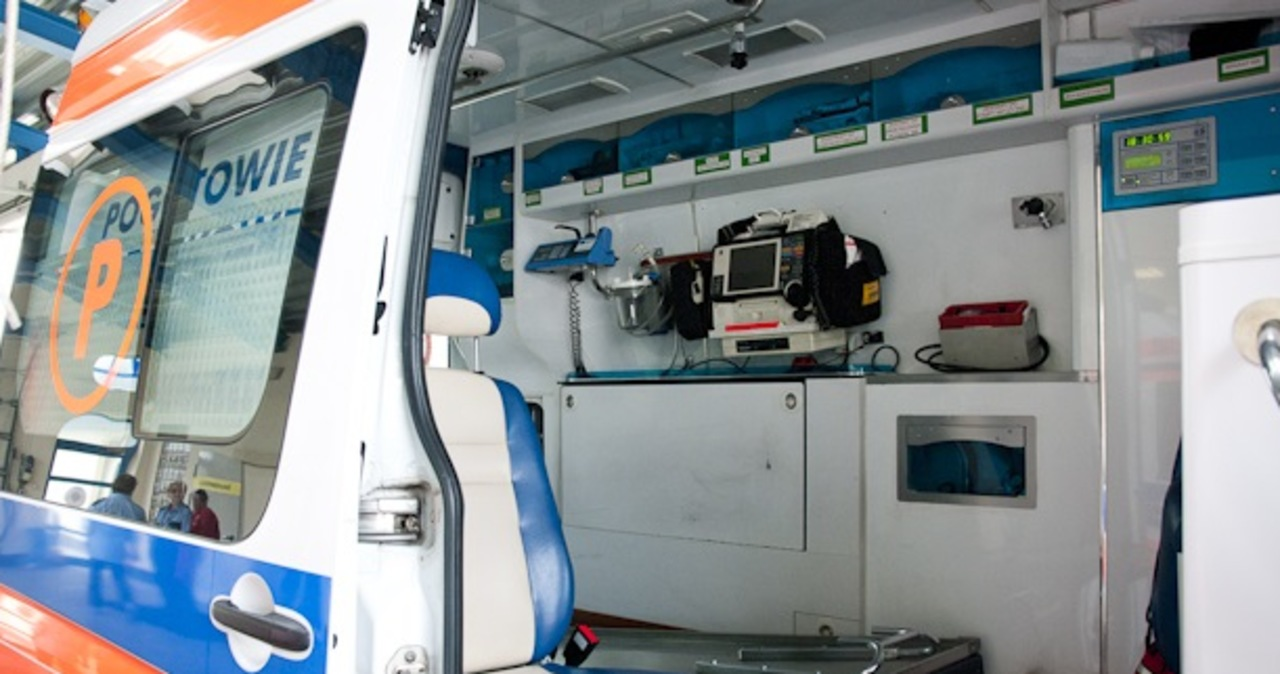 Łódzkie: Wypadek szkolnego autobusu
