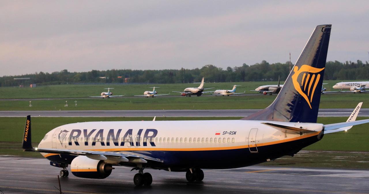 Uprowadzony samolot linii Ryanair: Białoruska telewizja państwowa pokazała reportaż