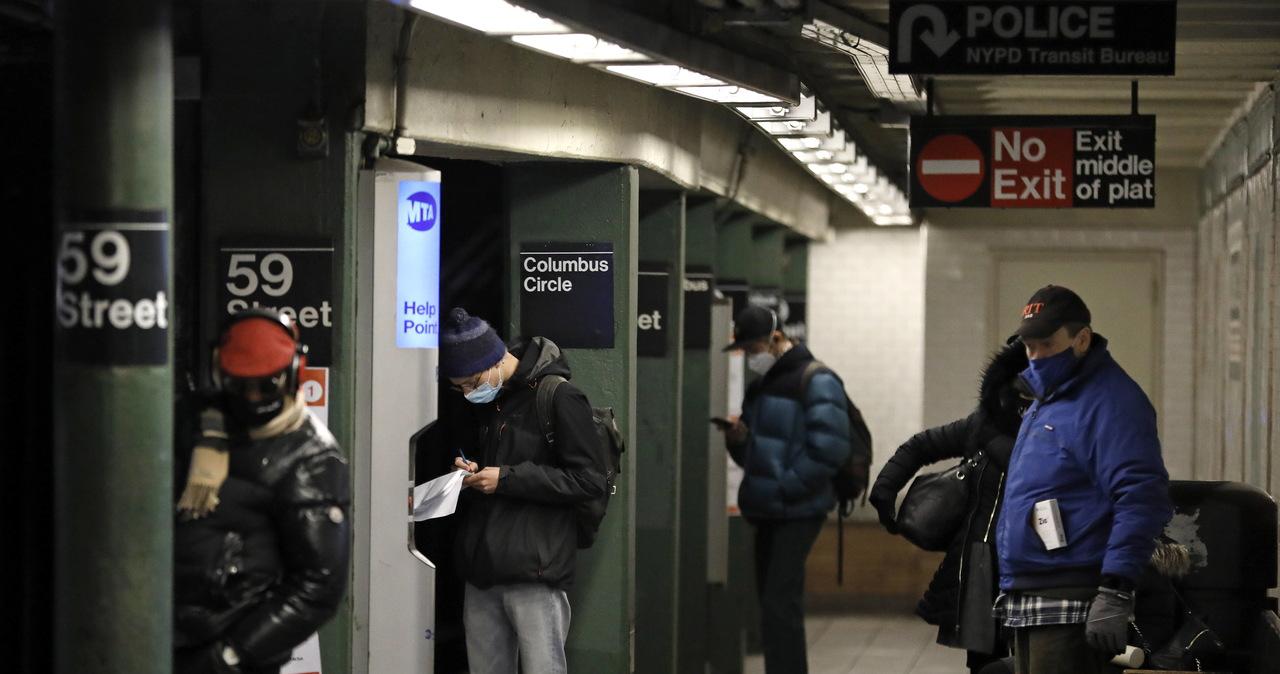 Hakerzy zaatakowali nowojorskie metro