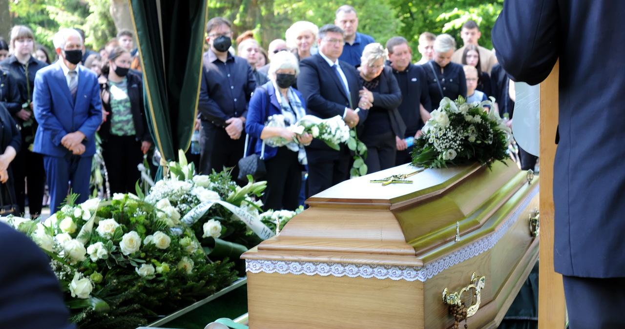 Pogrzeb 18-letniej Magdy ze Świńca. Żegnali ją bliscy i znajomi