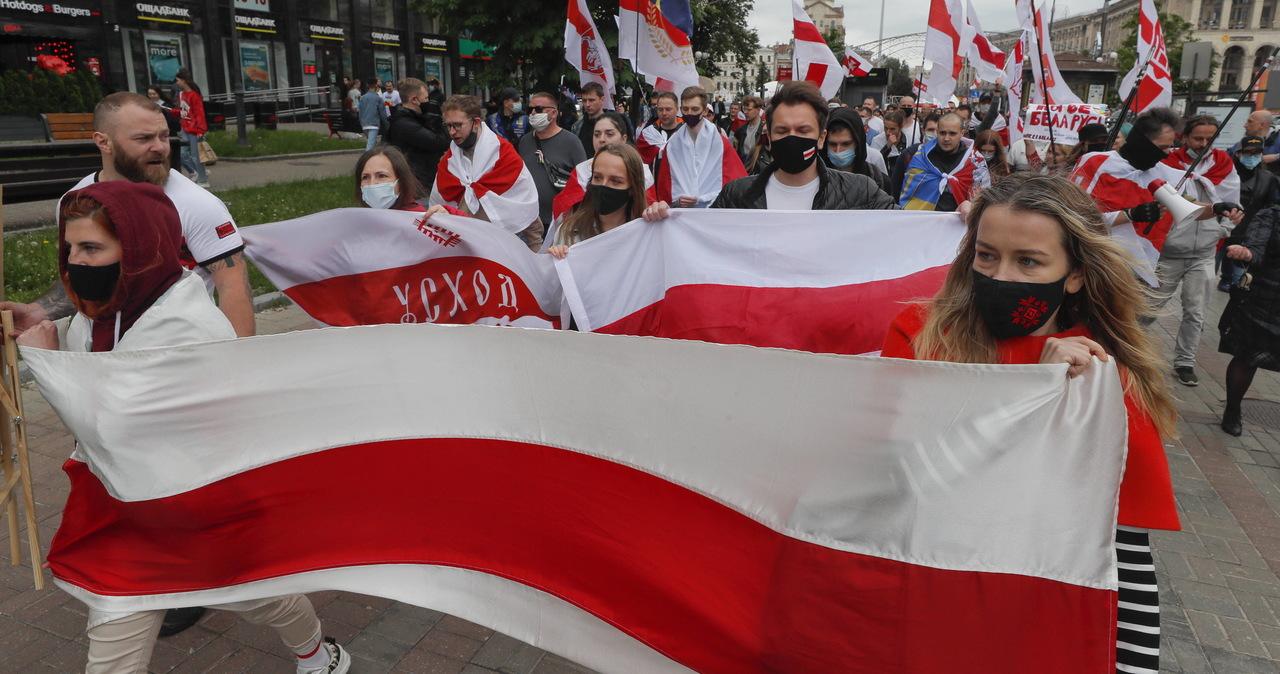 Pratasiewicz wspomniał jego nazwisko w wywiadzie. Białoruski politolog uciekł na Ukrainę