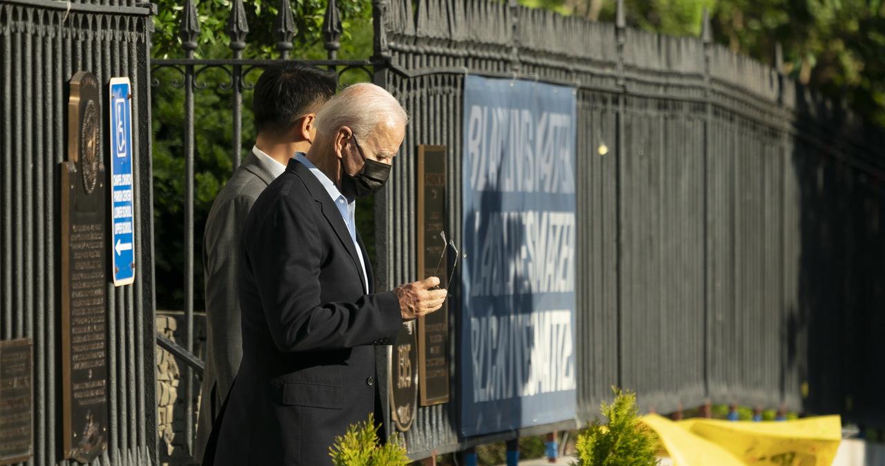 Joe Biden: Putin wie, że nie zawaham się reagować na jakiekolwiek szkodliwe działania Rosji