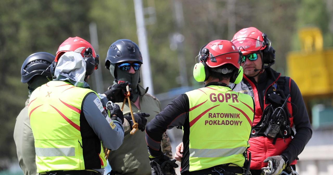 Seria wypadków w Beskidach. Goprowcy interweniowali aż 24 razy