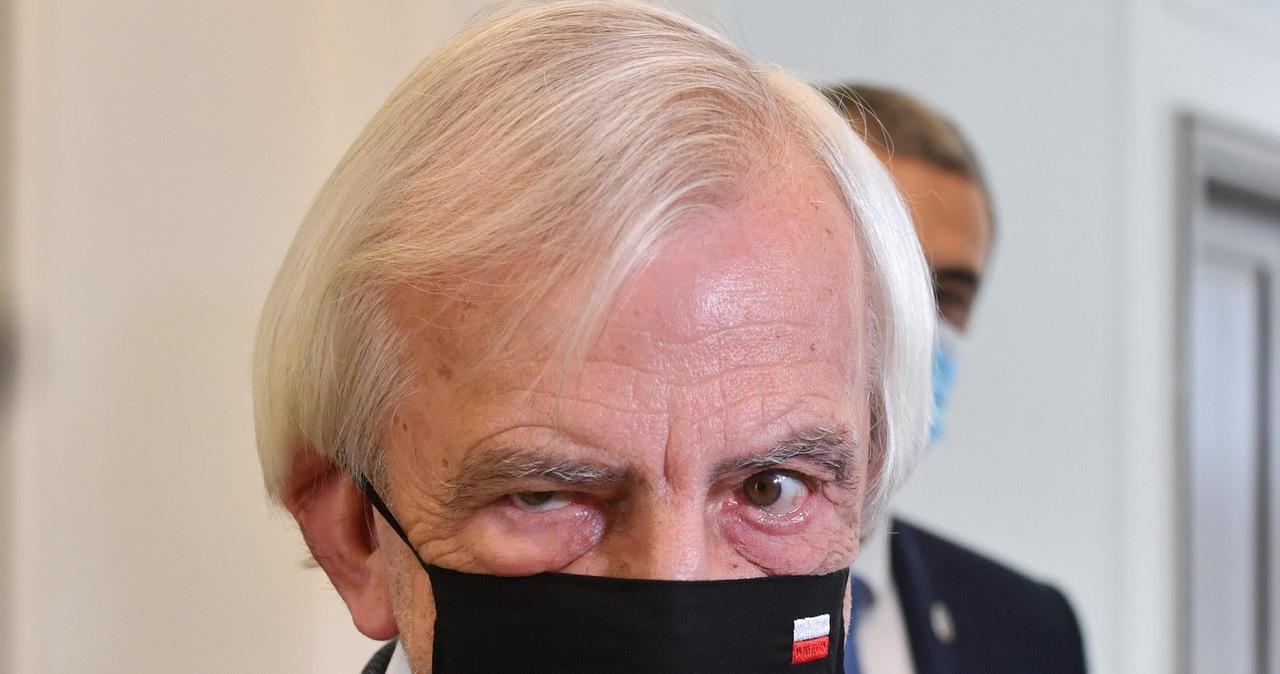"""""""Źle przysłużyła się pani sprawie białoruskiej"""". Terlecki ujawnił treść listu do Cichanouskiej"""
