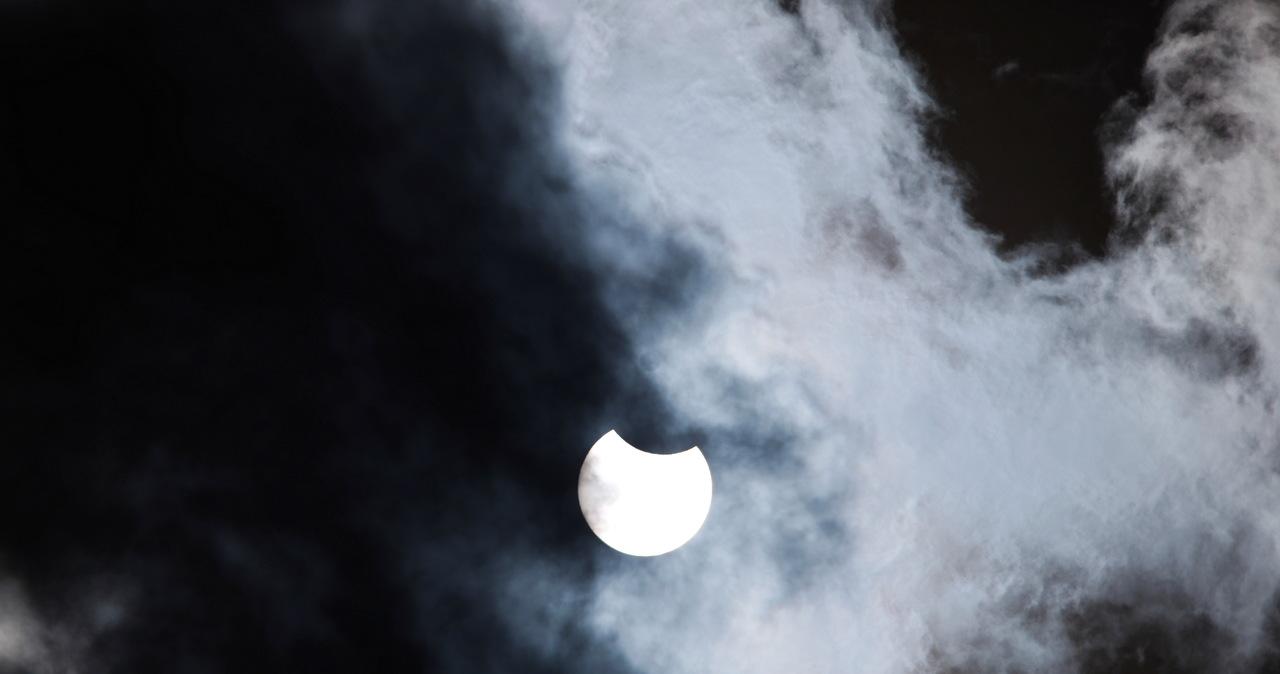 Zaćmienie Słońca! Zobacz niezwykłe zdjęcia