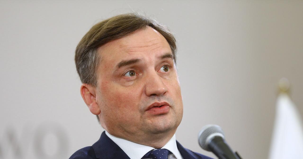 Ziobro o rezolucji PE: Jawnie antydemokratyczna i niepraworządna