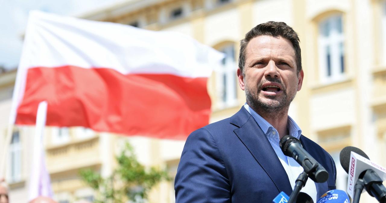 Rafał Trzaskowski spotkał się z rodzicami Ramana Pratasiewicza. Ma im pomóc