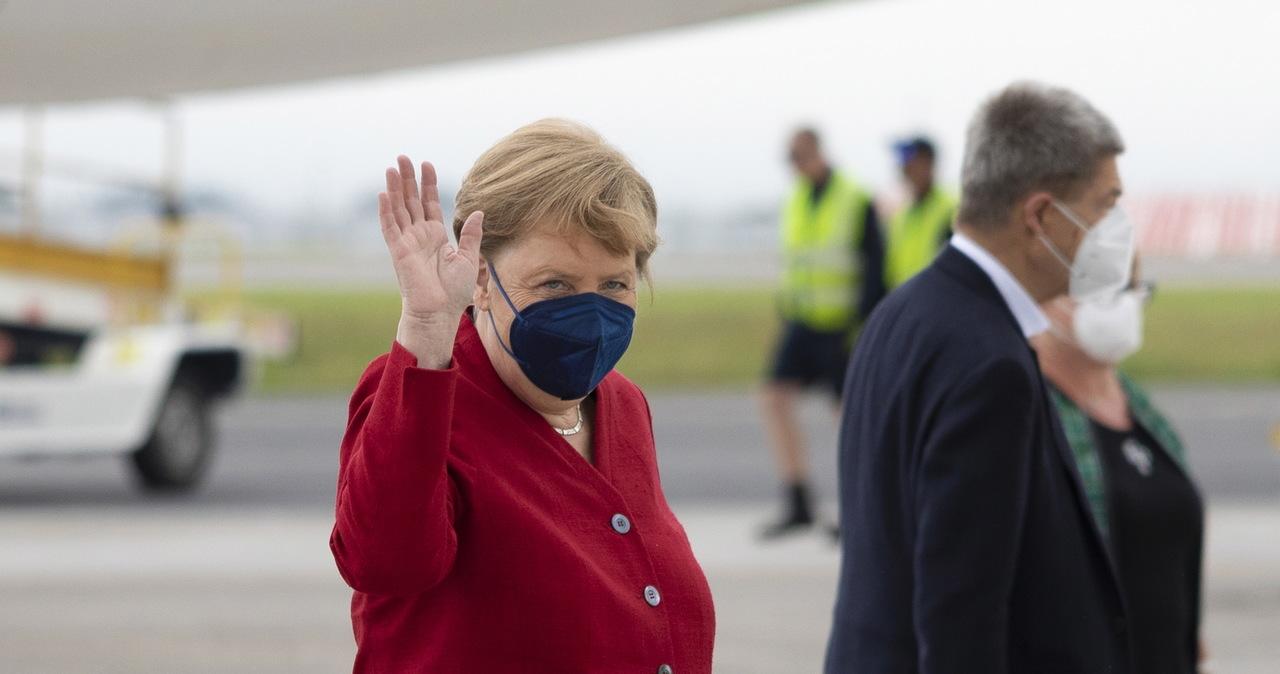 """Merkel zapowiada na jesień """"szczepienia odświeżające"""" dla osób starszych"""