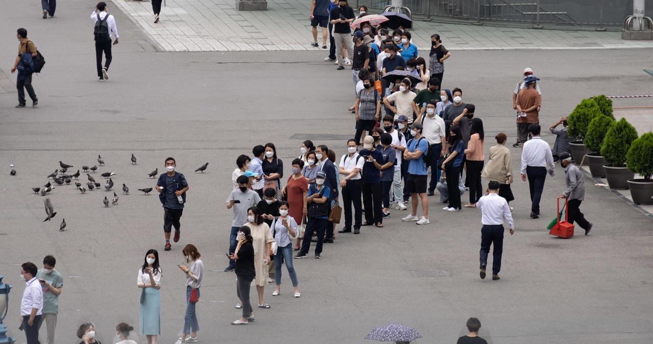 W Japonii i Korei Płd. rośnie liczba zakażeń. Kraje zaostrzają restrykcje
