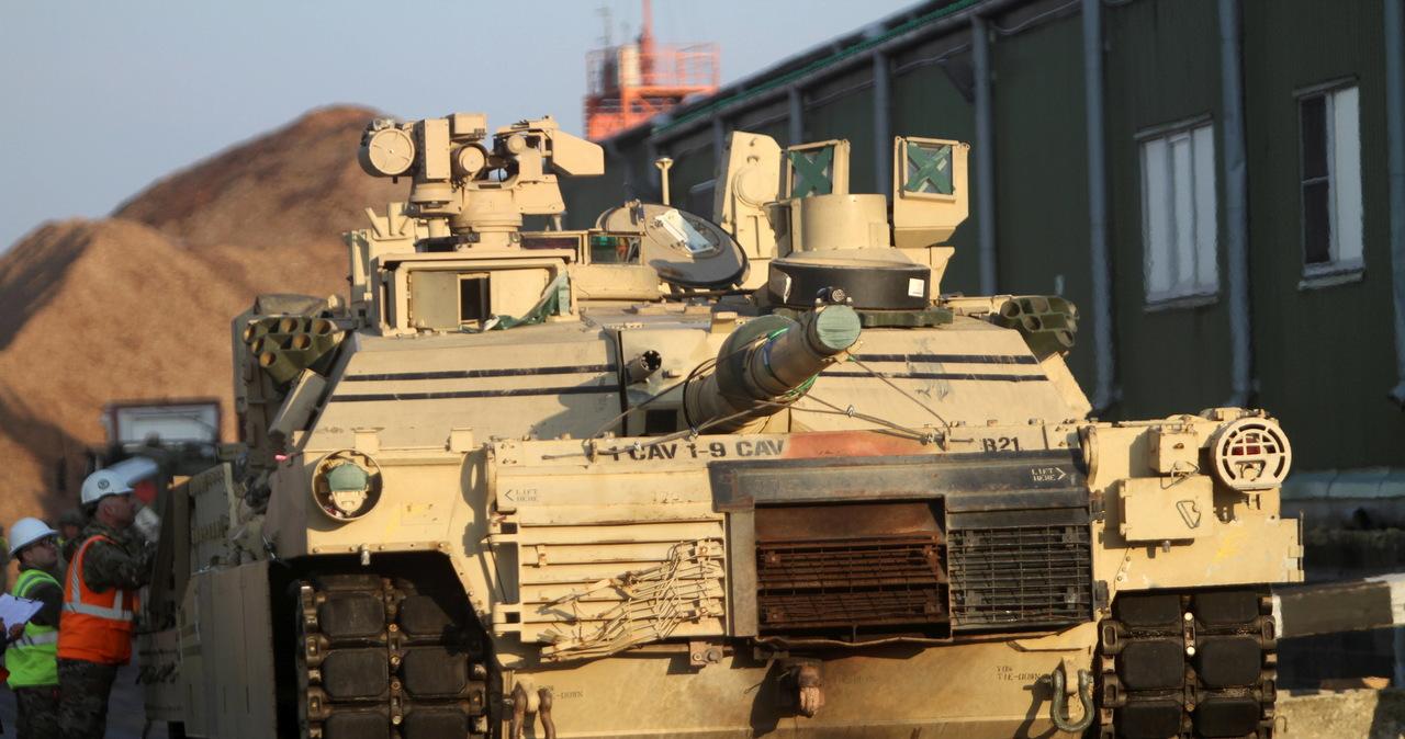 """Polska kupi czołgi Abrams. Mają sławę """"niezniszczalnych"""""""