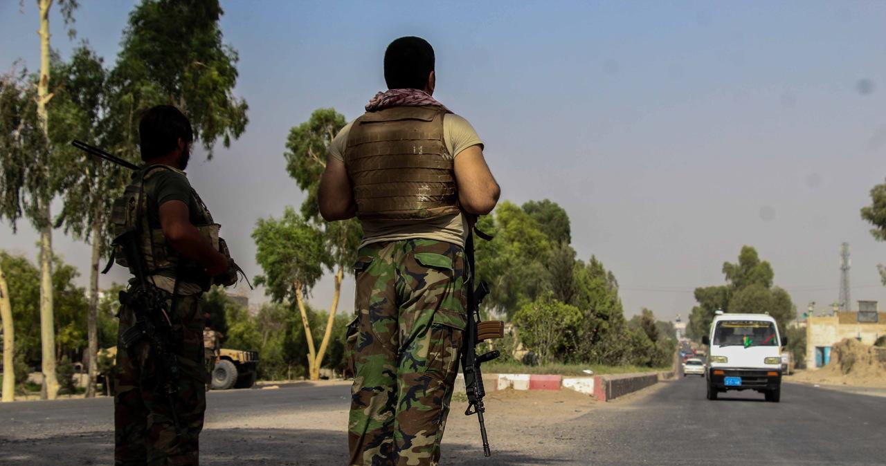 CNN pokazała wideo z egzekucji afgańskich komandosów przez talibów