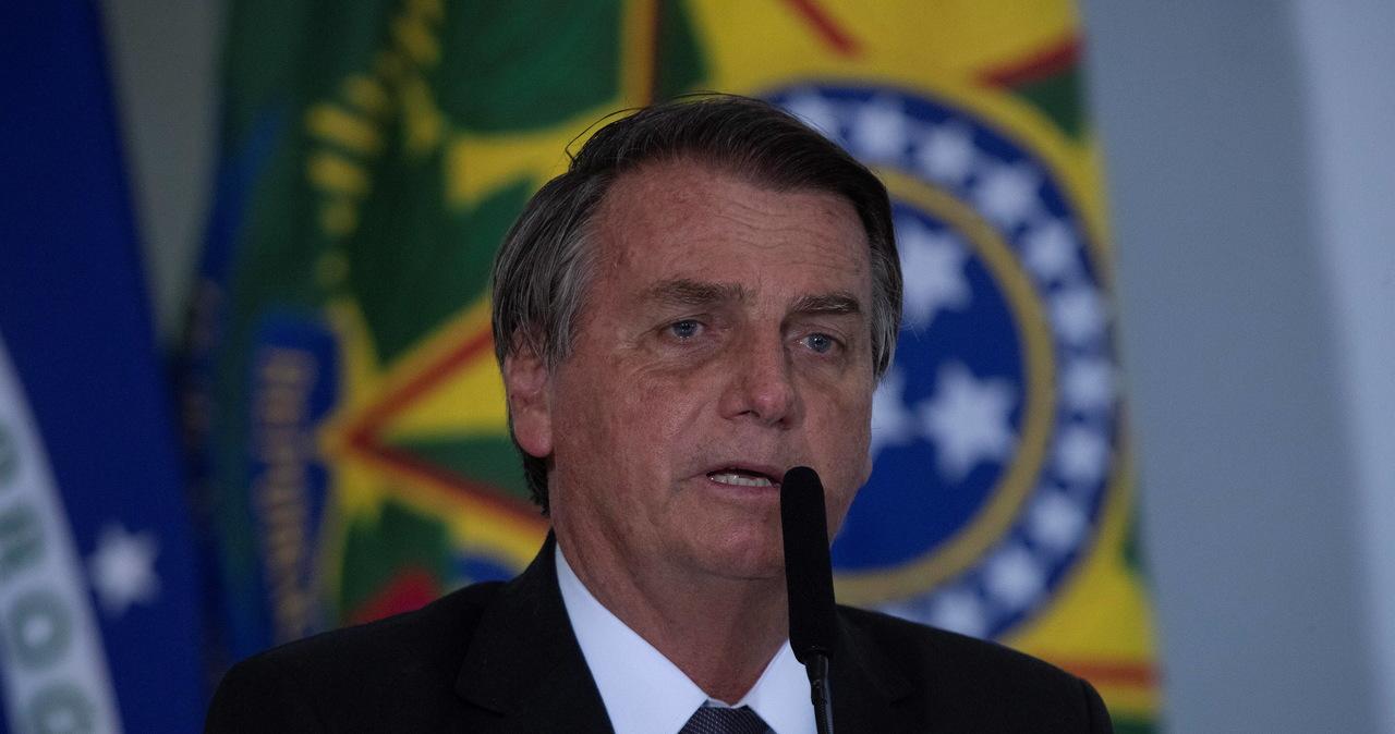 Brazylia. Prezydent Jair Bolsonaro trafił do szpitala