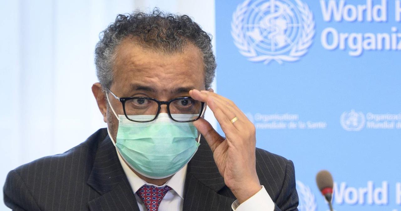 WHO: Chiny powinny bardziej zaangażować się w wyjaśnienie pochodzenia koronawirusa