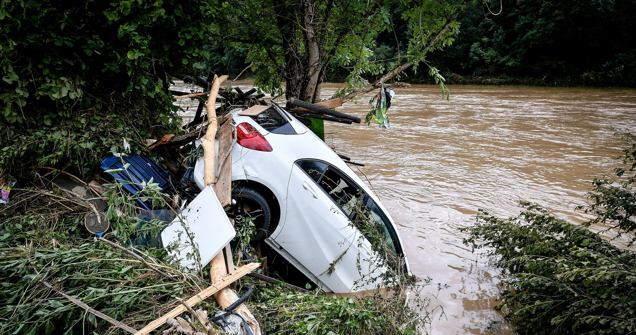 Wiele ofiar, ogromne zniszczenia. Tragiczne skutki powodzi w Niemczech