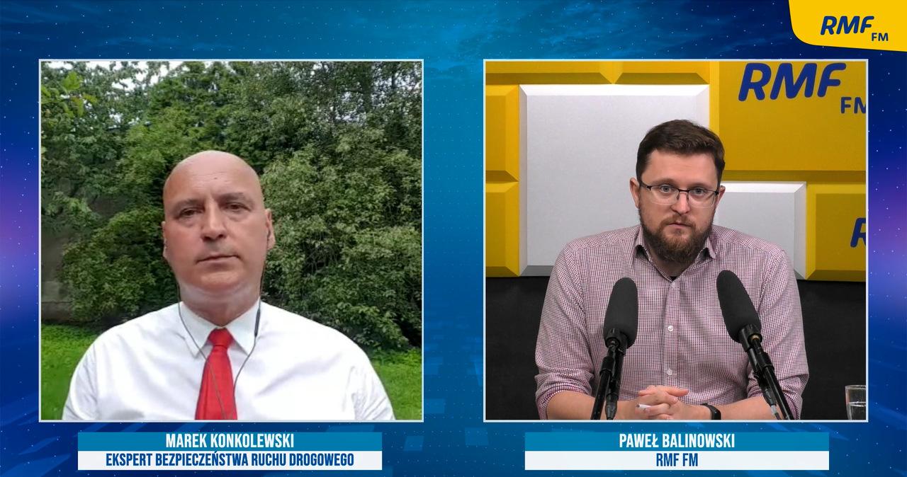 Konkolewski: Pomysł konfiskaty auta jest populistyczny