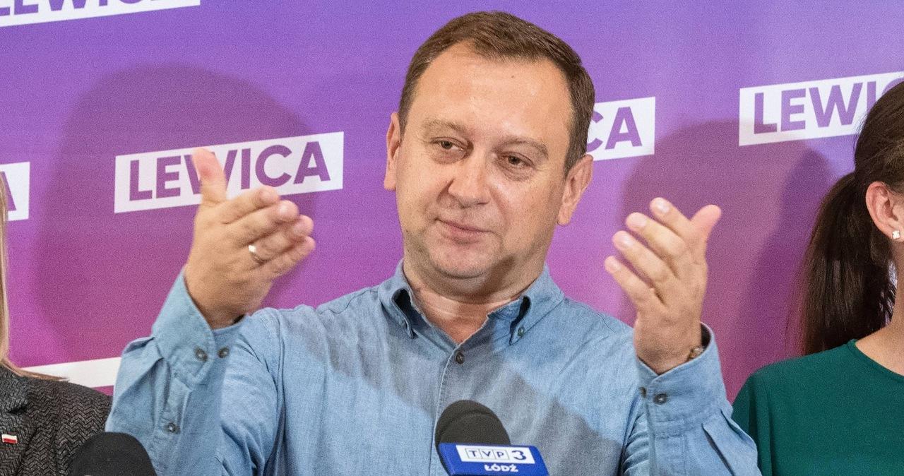 Czarzasty zawiesił sześciu posłów Nowej Lewicy