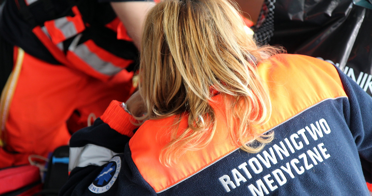 17-letni motocyklista wjechał w dwie nastolatki. Jedna zginęła