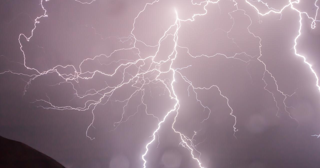 IMGW wydało alerty przed burzami z gradem