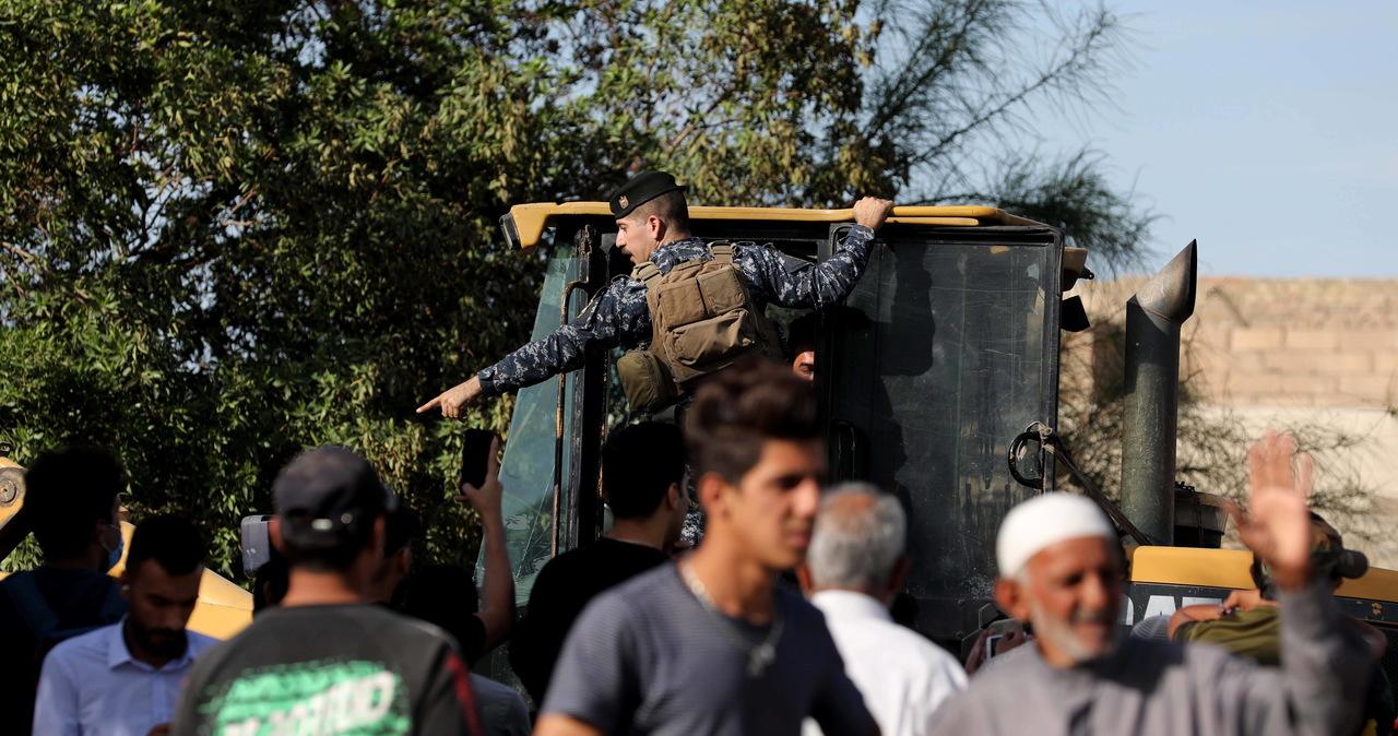 Atak terrorystyczny na przedmieściach Bagdadu. 35 osób nie żyje