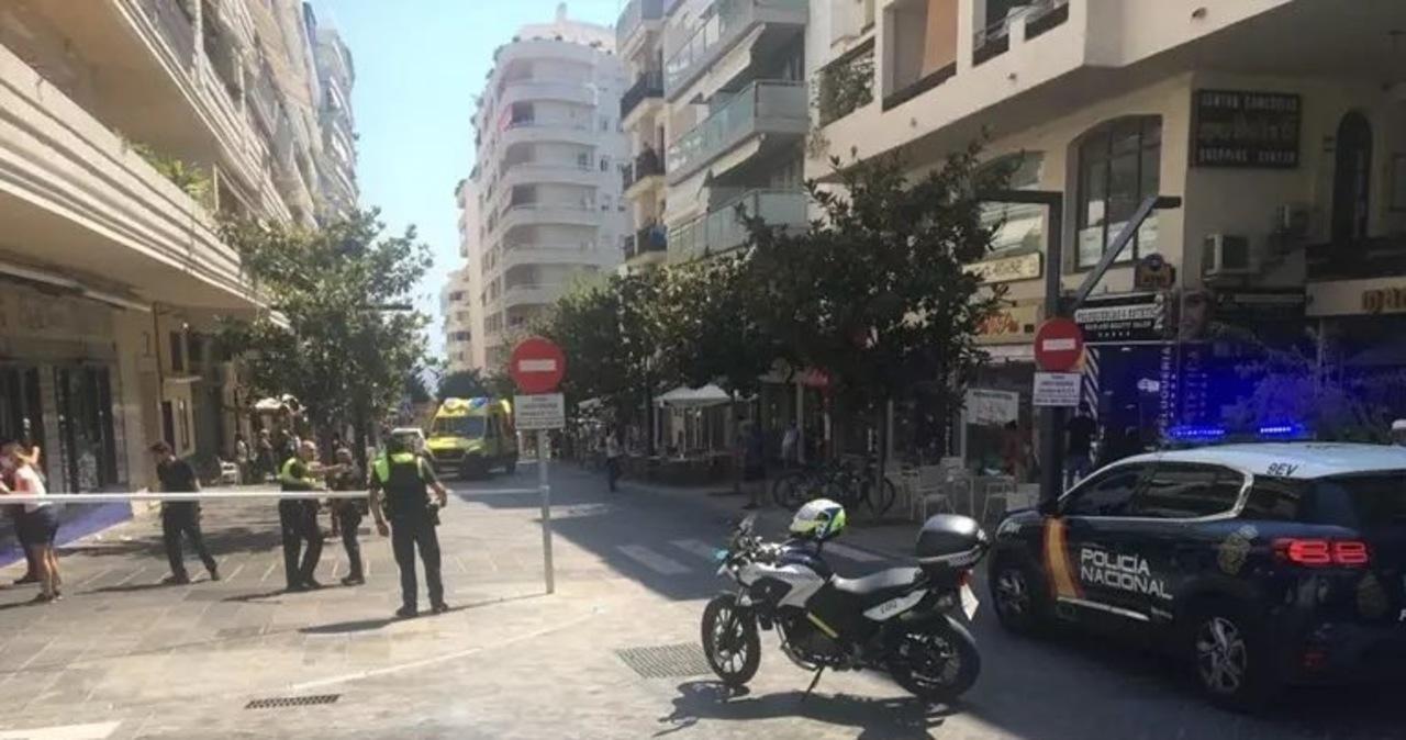 Hiszpania: Kierowca wjechał w ogródki restauracyjne. Co najmniej 9 osób rannych