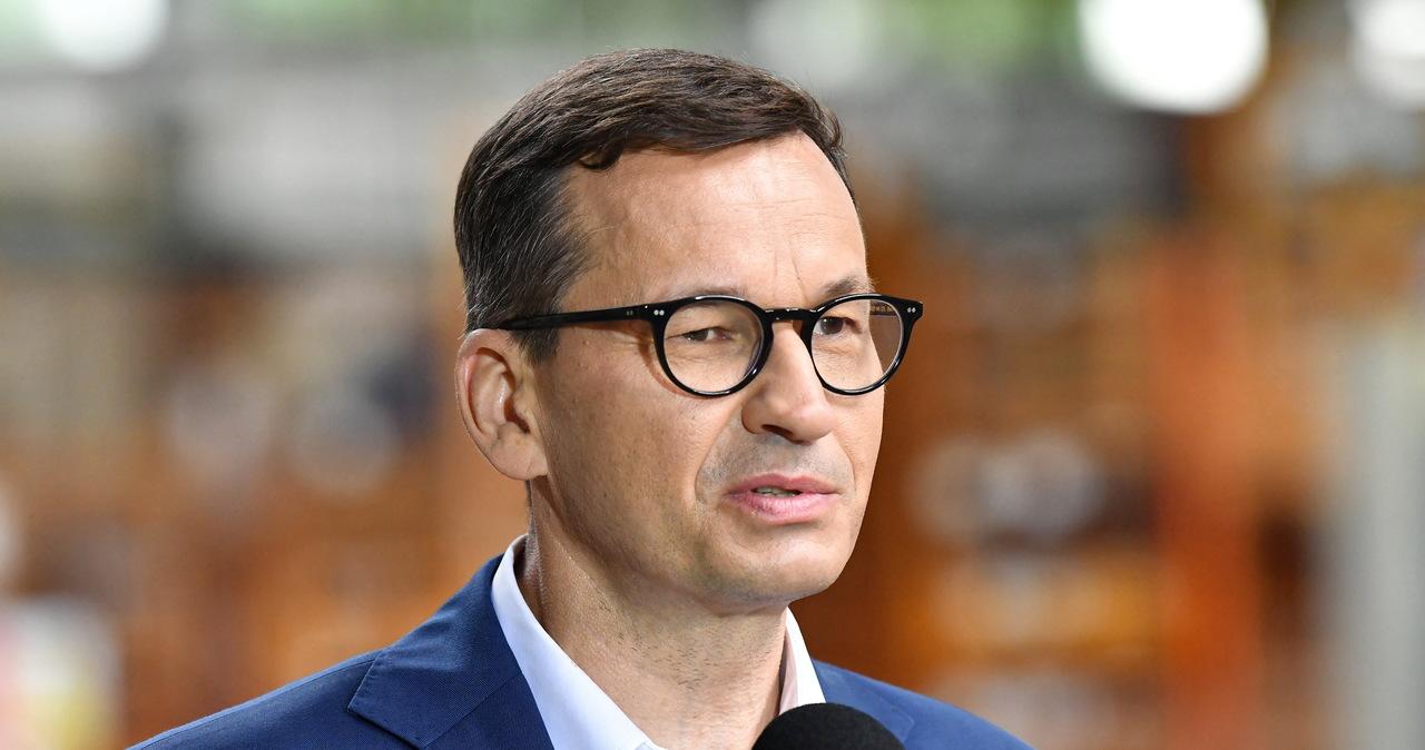Premier Mateusz Morawiecki przestrzega przed czwartą falą pandemii