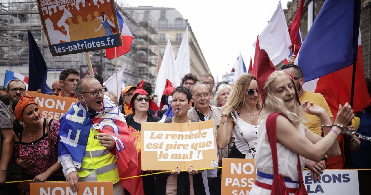 Francja weszła w czwartą falę pandemii