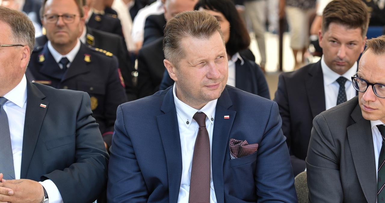 Wniosek o odwołanie Przemysława Czarnka jest w Sejmie