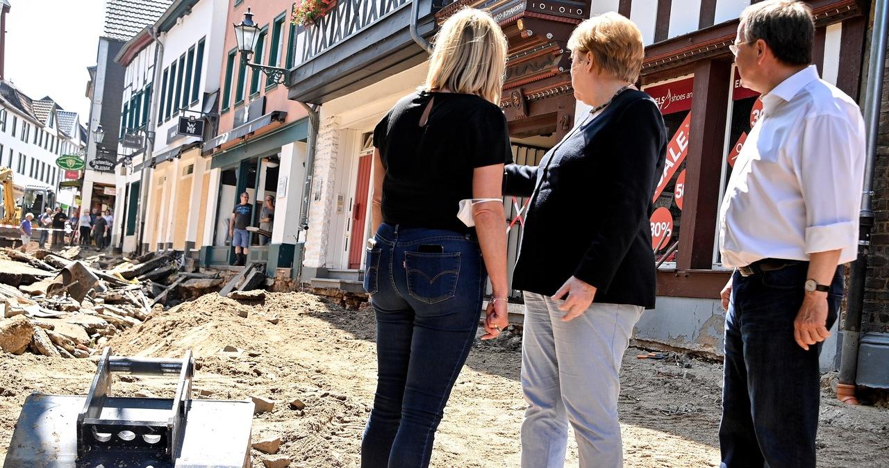 Powodzie w Niemczech. Rośnie liczba ofiar śmiertelnych