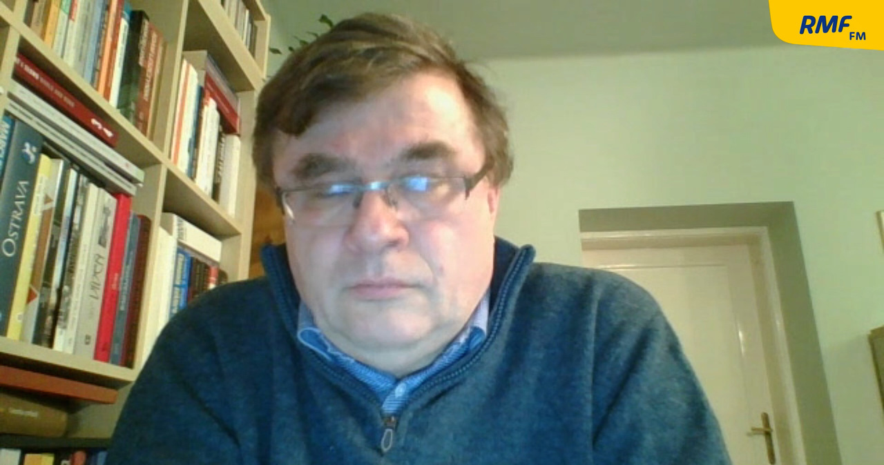 Prof. Rafał Matyja gościem Rozmowy w samo południe w RMF FM