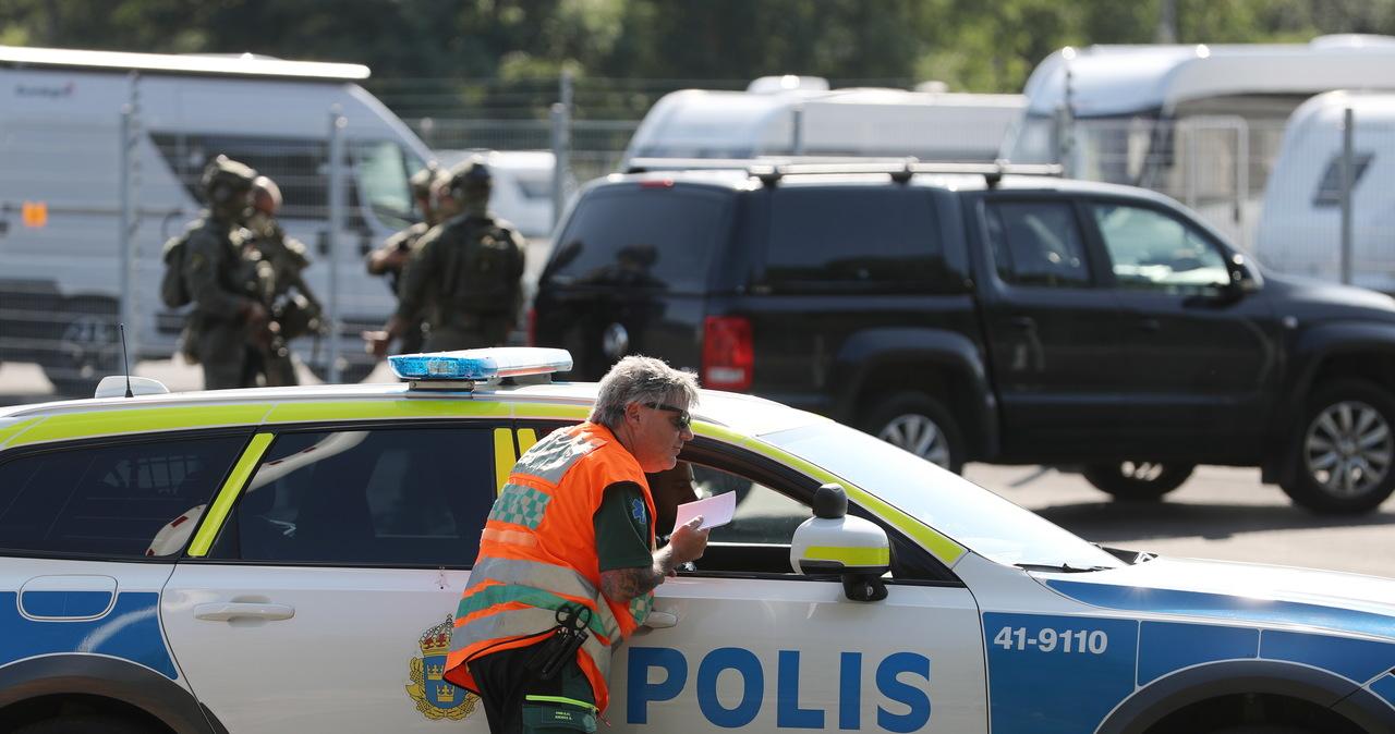 Koniec dramatu w szwedzkim więzieniu. Zakładnicy uwolnieni