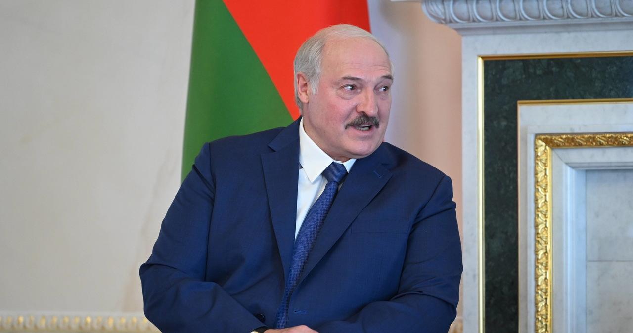 Łukaszenka znów oskarża Polskę, USA, Litwę i Ukrainę o prowokacje
