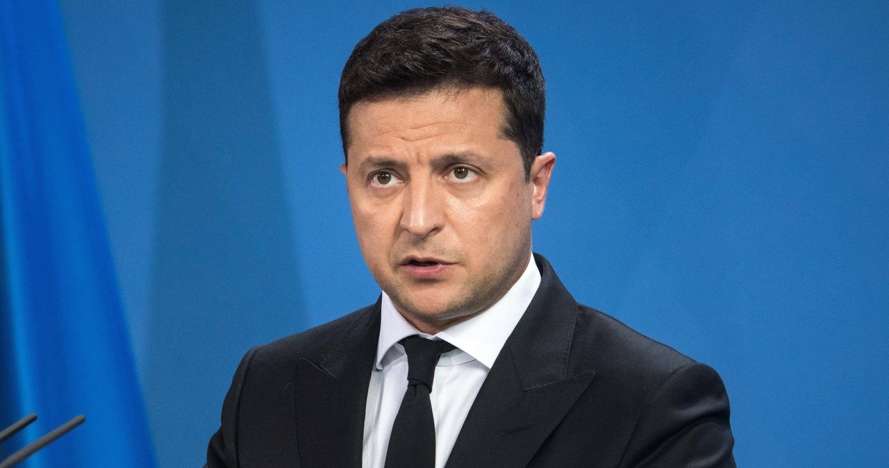 Zełenski spotka się z Bidenem w Białym Domu. Będą rozmawiali m.in. o Nord Stream 2