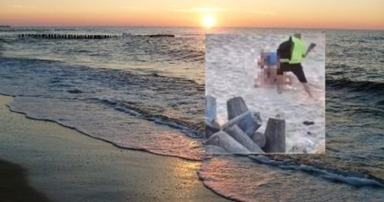 Seks na plaży w Mielnie. Reakcja władz kurortu