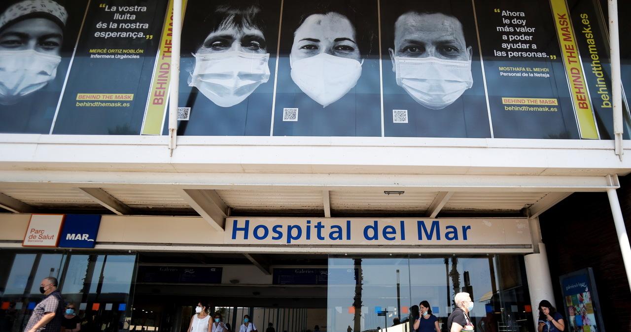 Hiszpania: Na oddziałach intensywnej terapii rośnie liczba chorych na Covid-19