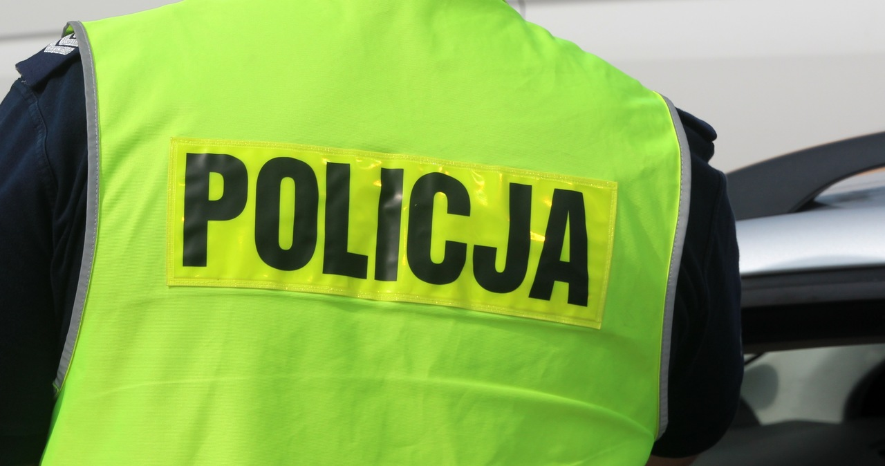 Kolizja trzech aut w Elblągu. Sprawca uciekł