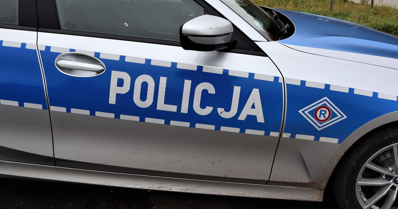 Gdańsk: Pijana kobieta wjechała w nieoznakowany radiowóz