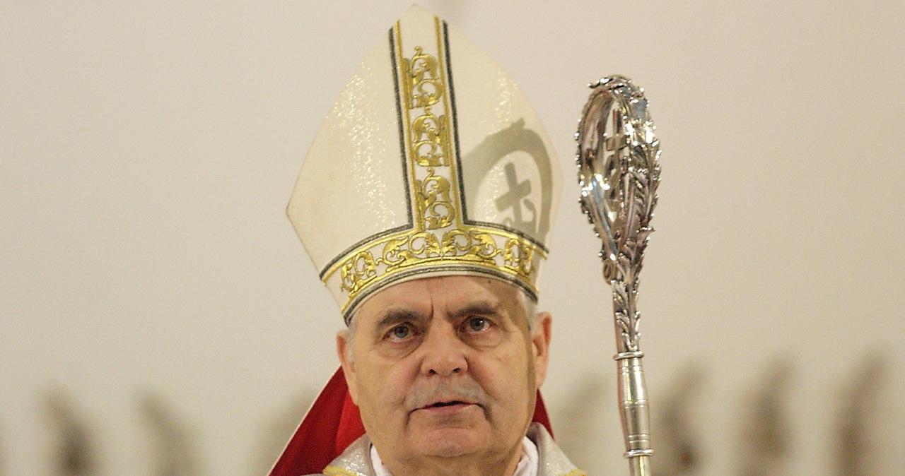 Nie żyje biskup Marian Duś