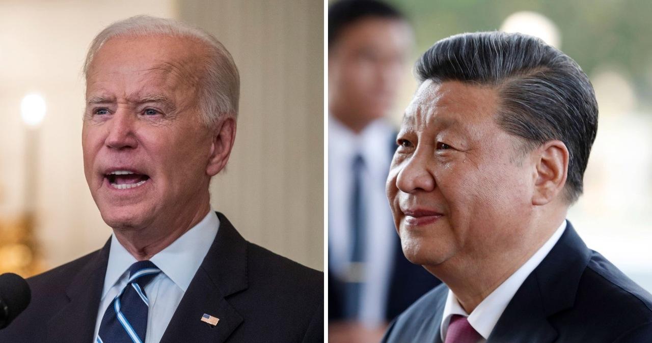 90 minut rozmowy Joe Bidena z Xi Jinpingiem. Co z niej wynika?