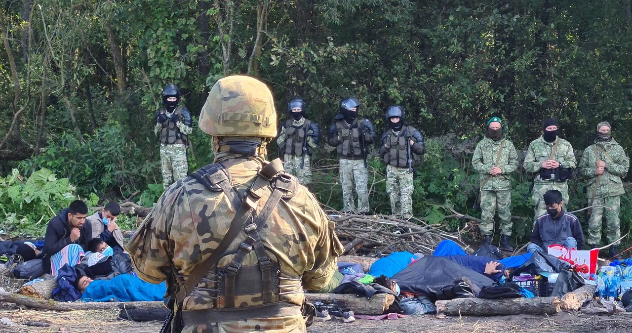 Łukaszenka o sytuacji na polsko-białoruskiej granicy: Kryzys migracyjny, to owoce polityki Zachodu