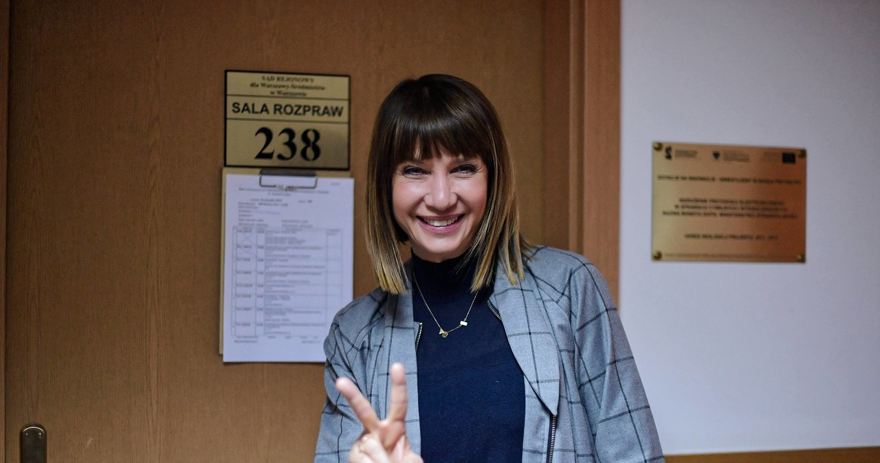 Grażyna Wolszczak wygrała ws. smogu. Wyrok się uprawomocnił