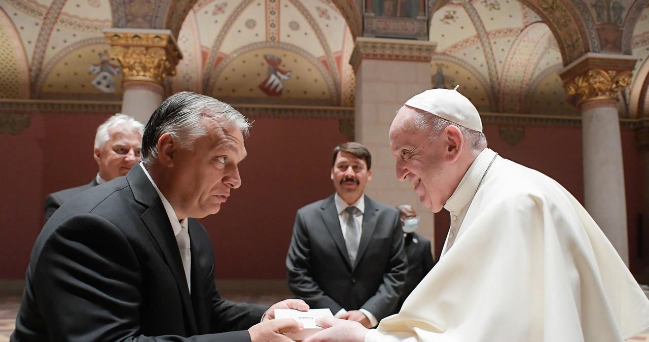 Papież w Budapeszcie: W Europie czai się zagrożenie antysemityzmem
