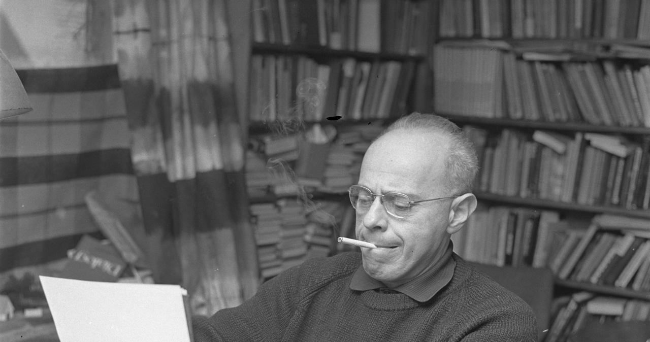 """Setna rocznica urodzin Stanisława Lema. """"Chłonął świat i wiedzę, był ciekawy wszystkiego"""""""