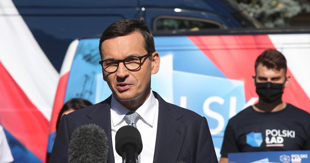 Morawiecki: Mam wrażenie, że Bruksela błędnie zrozumiała naszą odpowiedź ws. Izby Dyscyplinarnej