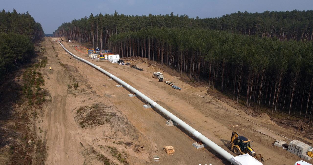 Baltic Pipe: Podmorski gazociąg dotarł na ląd w Polsce
