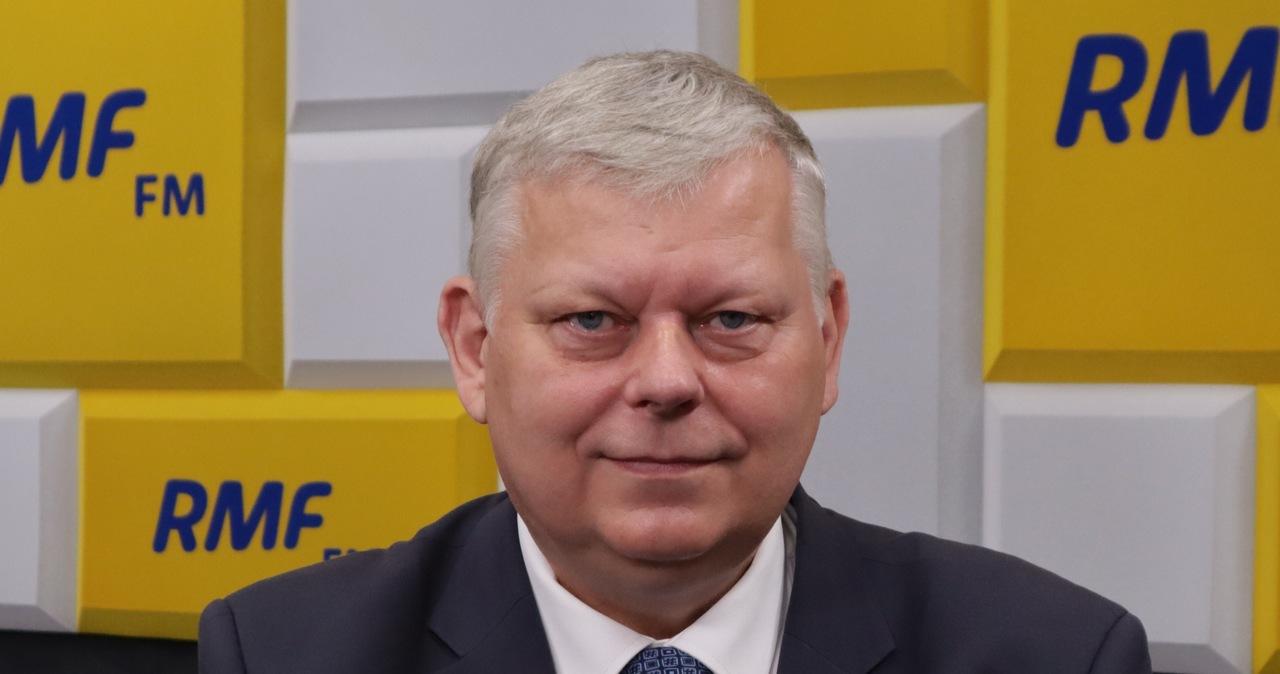 Marek Suski będzie gościem Porannej rozmowy w RMF FM