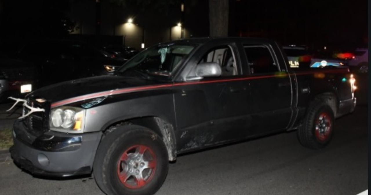 Policja Kapitolu zatrzymała uzbrojonego neonazistę