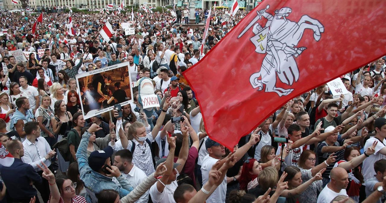 Zatrzymany w Piasecznie białoruski opozycjonista jest już na wolności