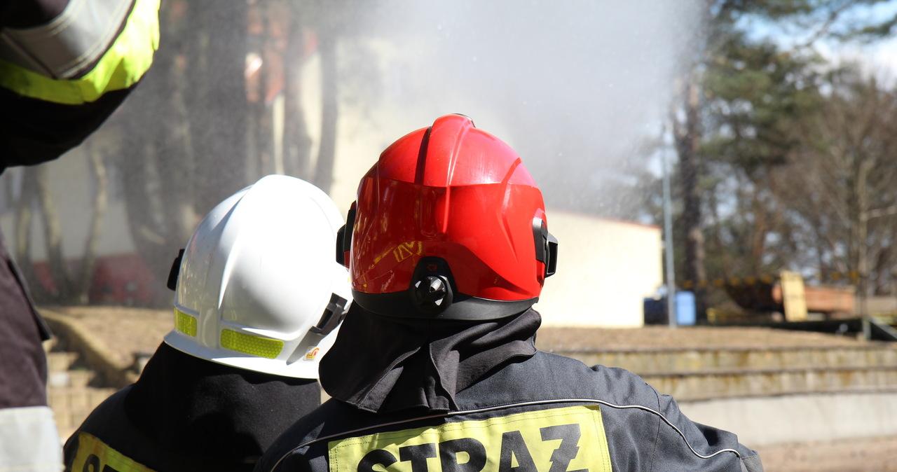Pożar domu studenckiego we Wrocławiu