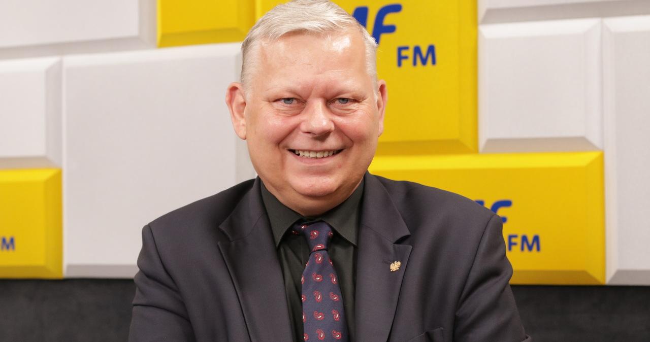 Marek Suski o unijnej polityce: Chcą, żebyśmy zrezygnowali z suwerenności