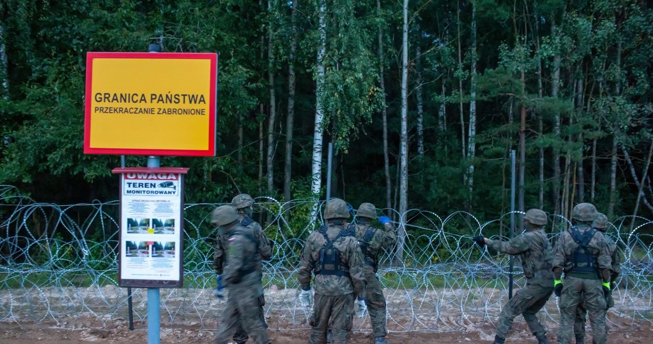 Dziennikarze na granicy. Oświadczenie mediów